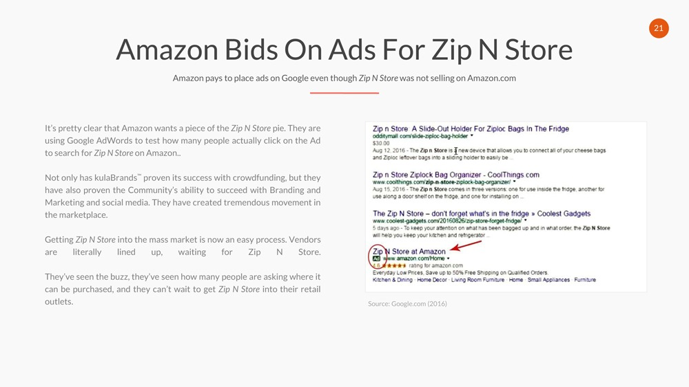 Amazon , Bids , On , Ads , For , Zip , N , Store