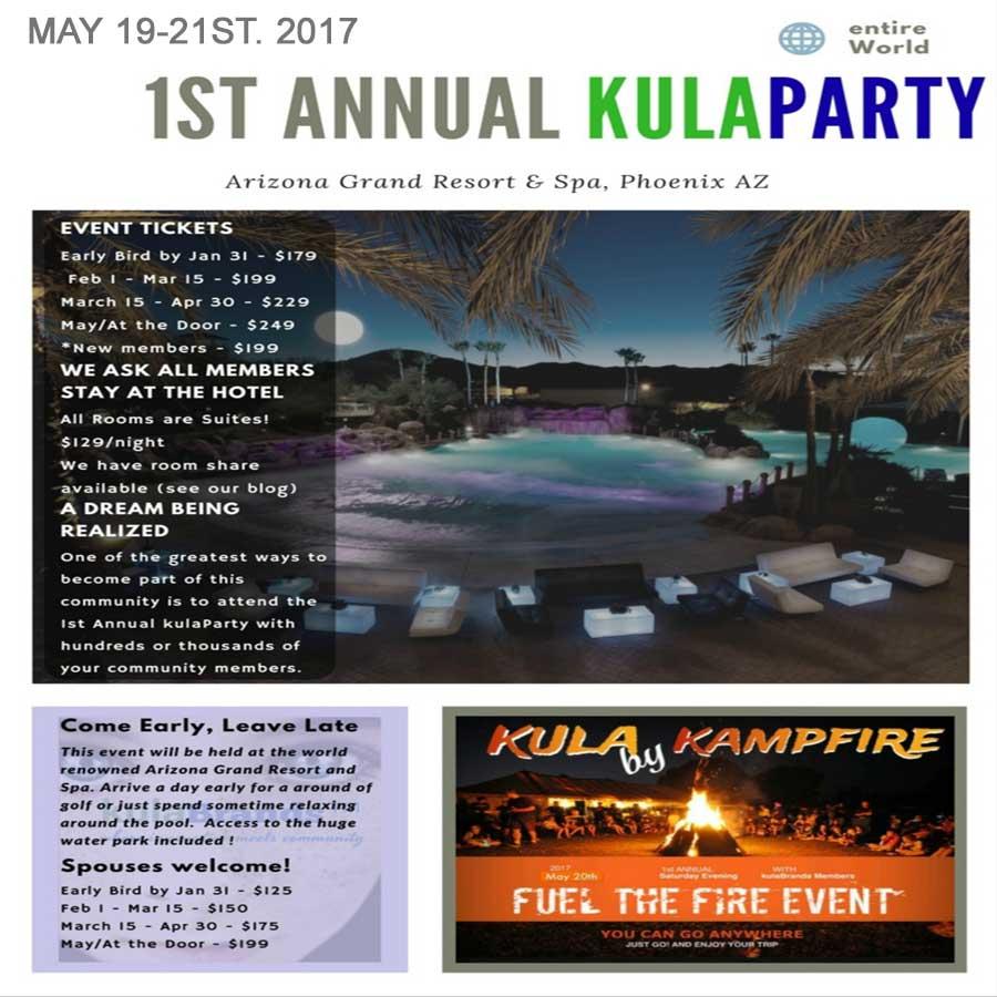 Kula,Party